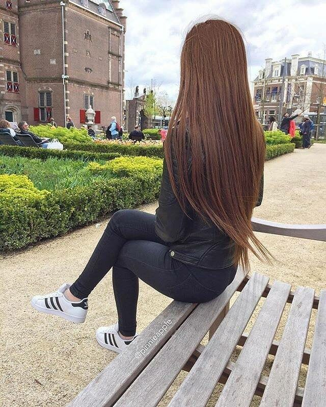 hermosa cabellera clothing shoes jewerlry pinterest haar ideen frauen mode und lange haare. Black Bedroom Furniture Sets. Home Design Ideas