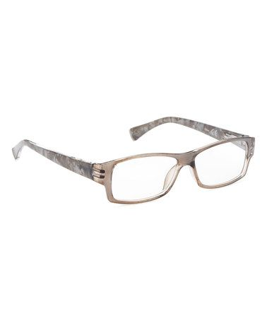 795e2074f9cf2 Boasting a subtle abstract print and sleek translucent frame