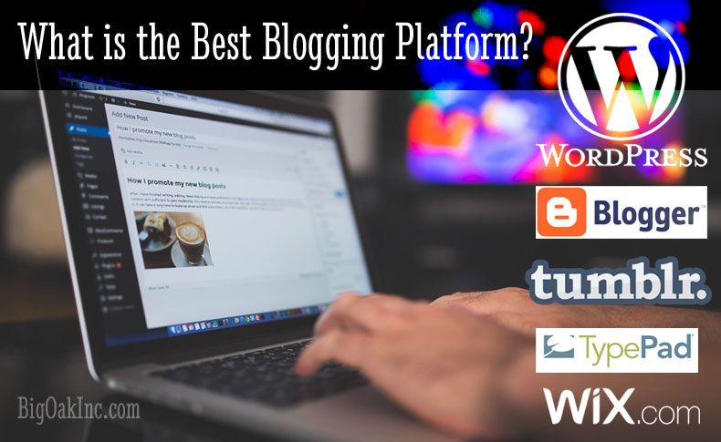 What is the Best Blogging Platform in 2016