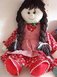 free rag doll patterns - Google Search---Great Site