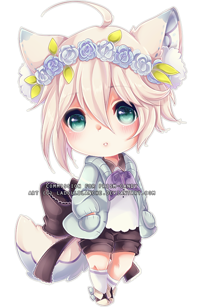 chibi commission for aumbrieones!!! thank you for commissioning me! i'll try to…