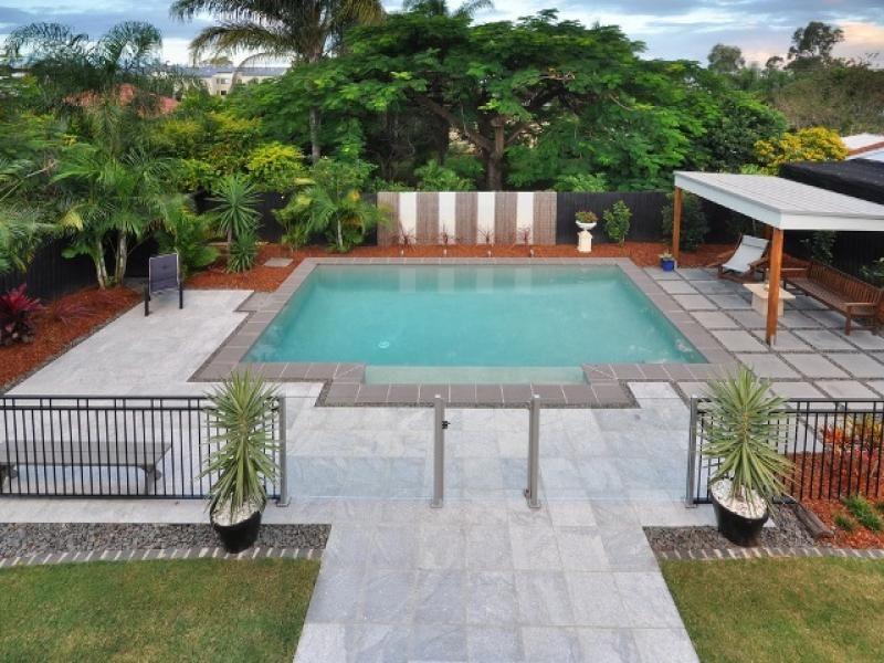 Emejing Pool Fence Designs Pictures - Interior Design Ideas ...