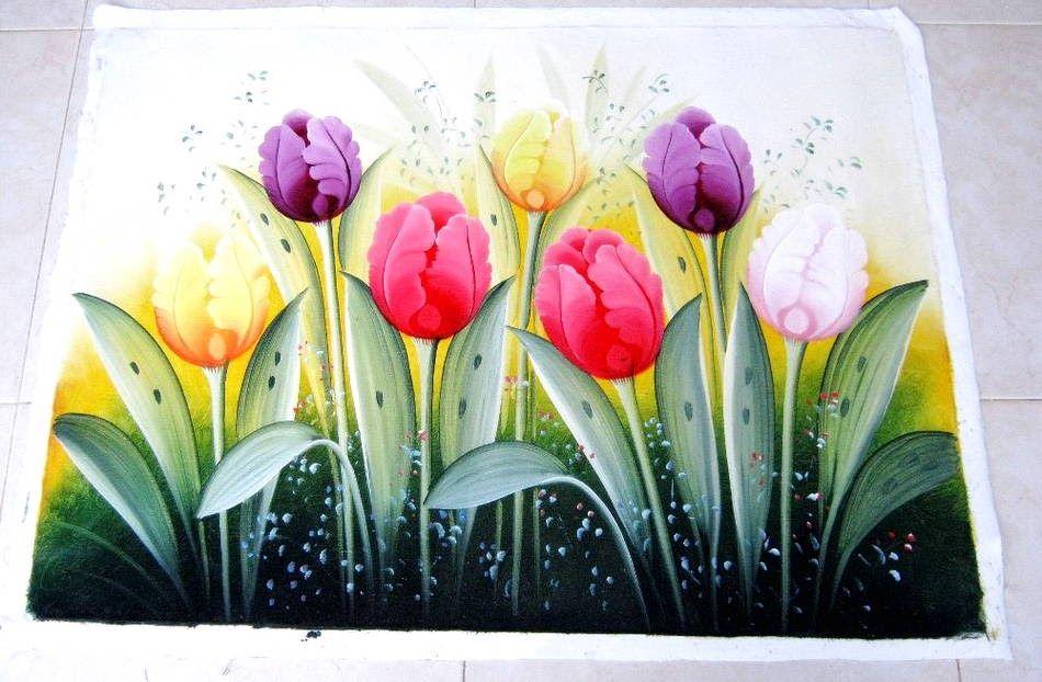 Terbaru 13 Gambar Bunga Tulip Dengan Pensil Gambar Lukisan Bunga Harian Nusantara 15 Gambar Sketsa Bunga Dari P Di 2020 Lukisan Bunga Matahari Lukisan Bunga Lukisan