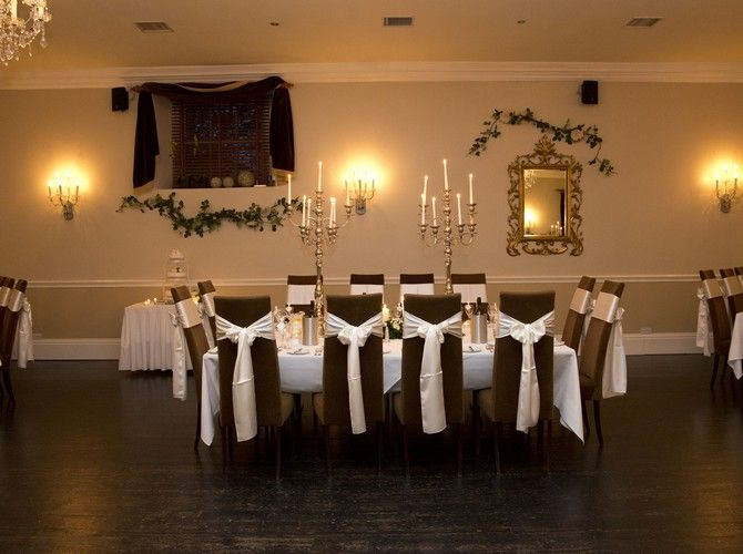 Real Weddings Castle Durrow: Castle Durrow Wedding Ireland Finesse Weddings Brown White
