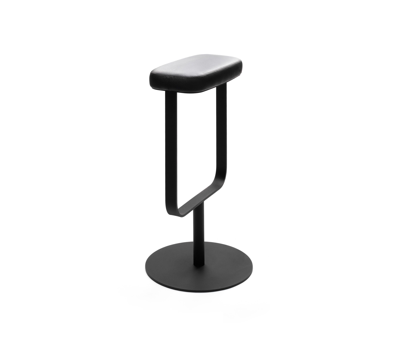 Slim Barstool Designer Bar Stools From Objekten All