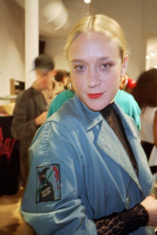 Chloe Sevigny at a Supreme Paris Store Opening  73dfdb9ecb