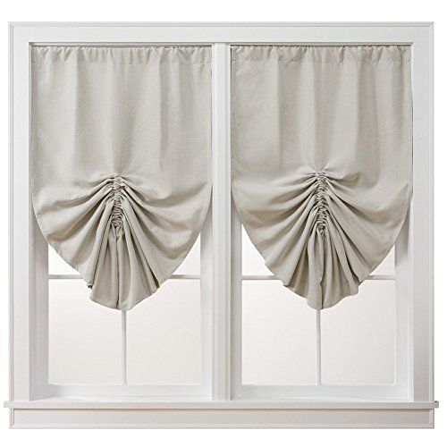 Collections Etc Elegant Blackout Pull Up Shade Collection
