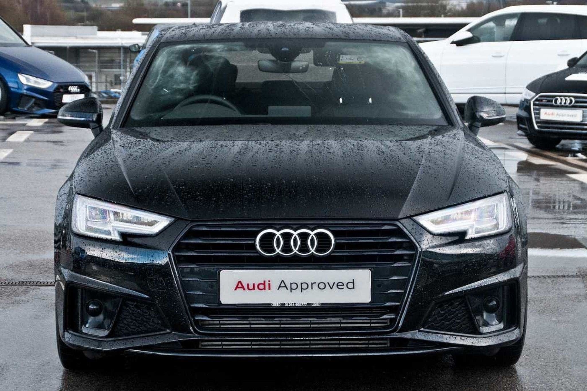 Audi A4 35 Tfsi Black Edition 4dr S Tronic In 2020 Audi A4 Black