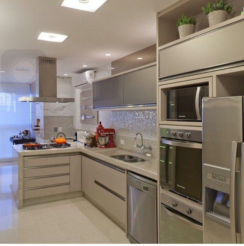 Pictures Of Beautiful Kitchen Designs Layouts From Hgtv: Cozinha, Decoração Cozinha