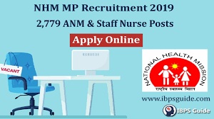Mp Nhm Staff Nurse And Anm Online Form 2019 Vacancy 2779