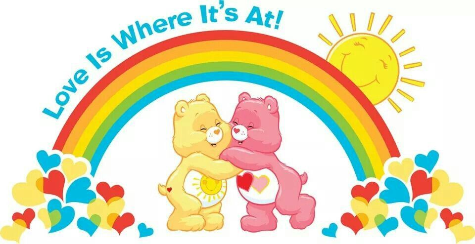 Funshine Bear And Love A Lot Bear Care Bear Birthday Care Bears