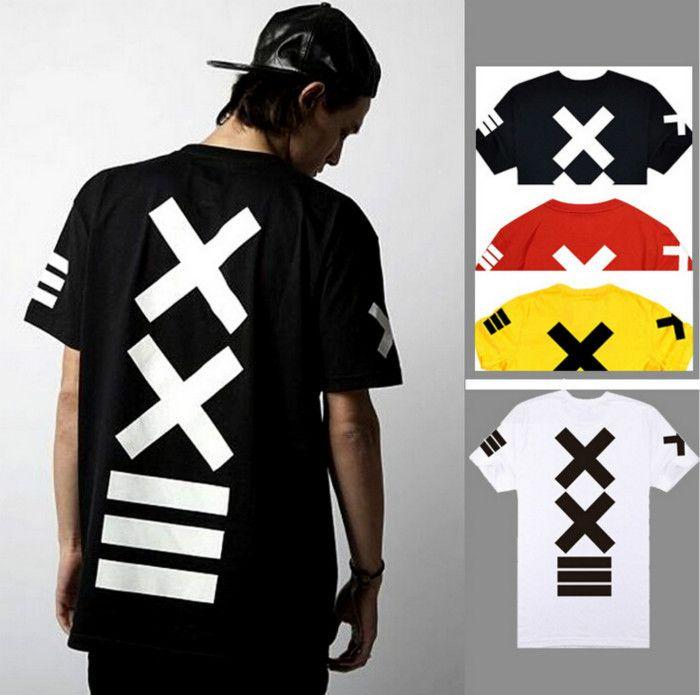 Hip Hop T Shirt New Summer Style T-shirt XXlll PYREX 23  HBA Brand . a1201181803