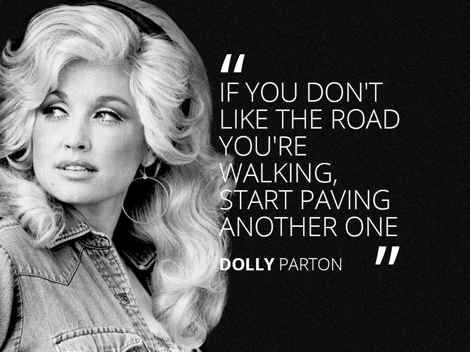 Dolly Parton #quote | Dolly parton, Dolly parton quotes, Positive  inspiration