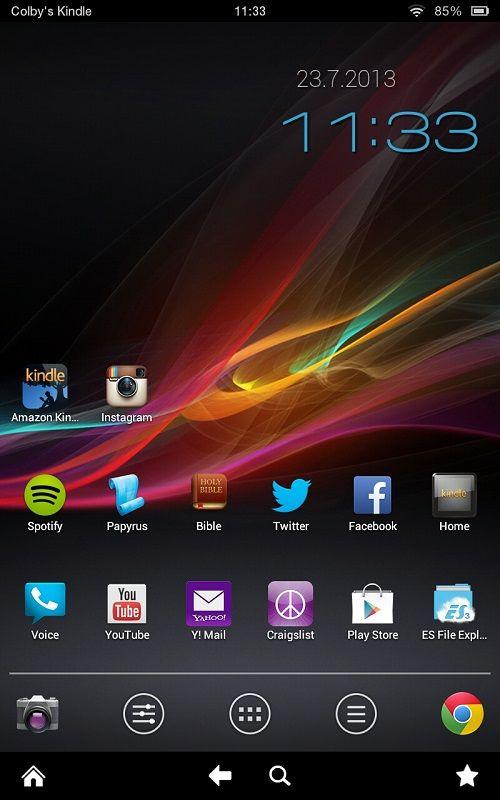 Installing Alternate Wallpaper Kindle Fire Hd Android Kindle Fire Hd Kindle Fire Wallpaper App