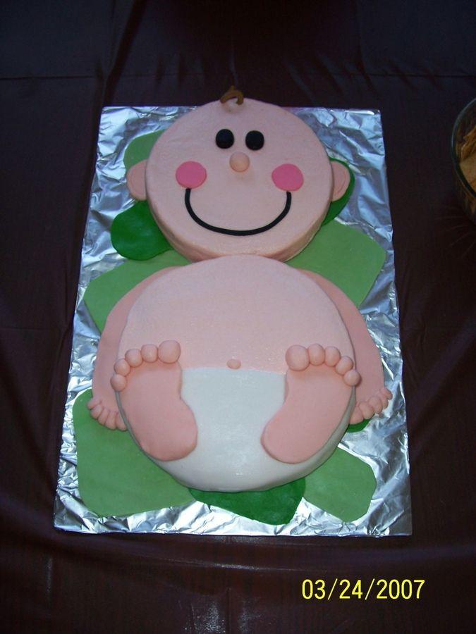 baby cake! #crustingbuttercream