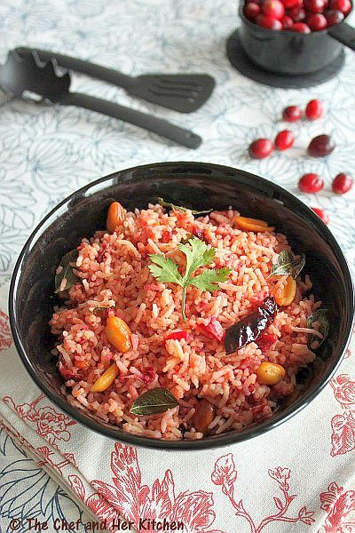 I know that i am quite irregular in blogging these days due to my cranberry rice in indian style forumfinder Gallery