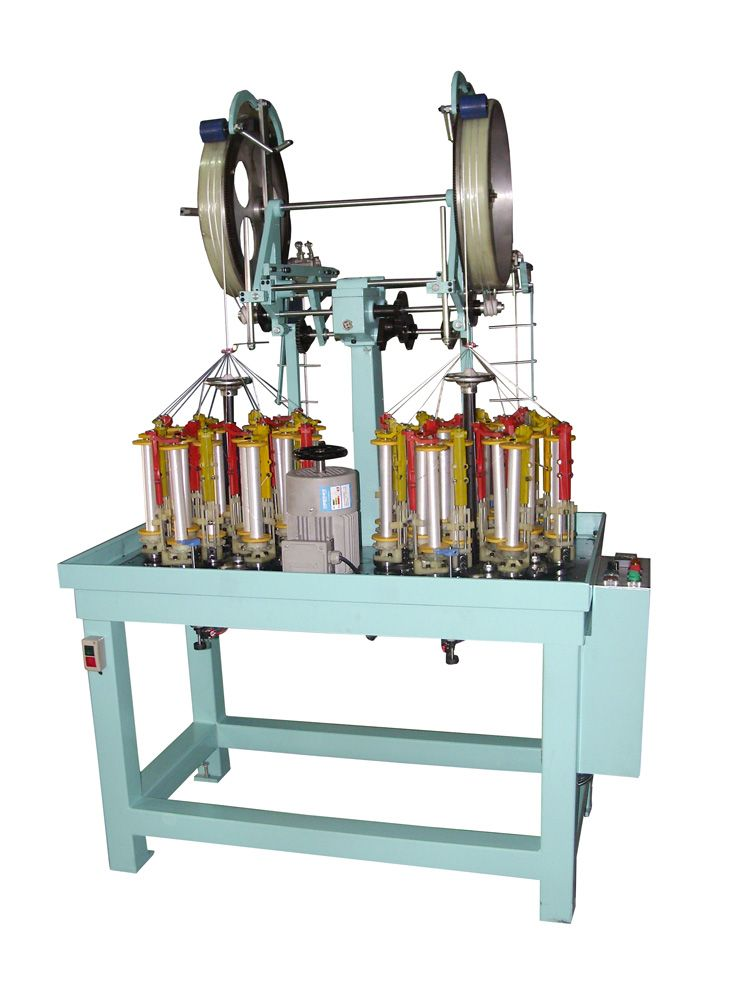 Rope braiding machine GB-16C02S