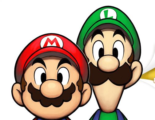 Japan Next Week S Eshop Releases 3ds Mario Luigi
