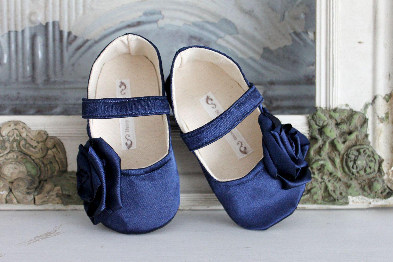 Navy blue dress shoes for wedding  Toddler ShoesSoft SoledRoyal Blue  Little Miss  Pinterest