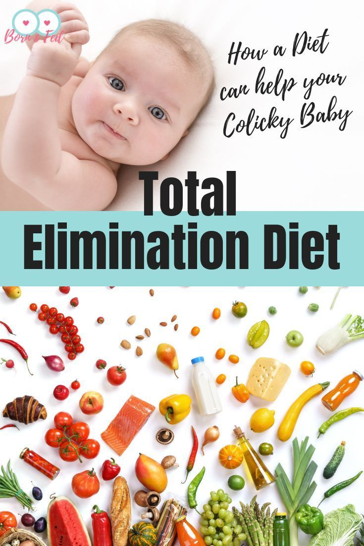 What is a Total Elimination Diet? Baby diet, Elimination