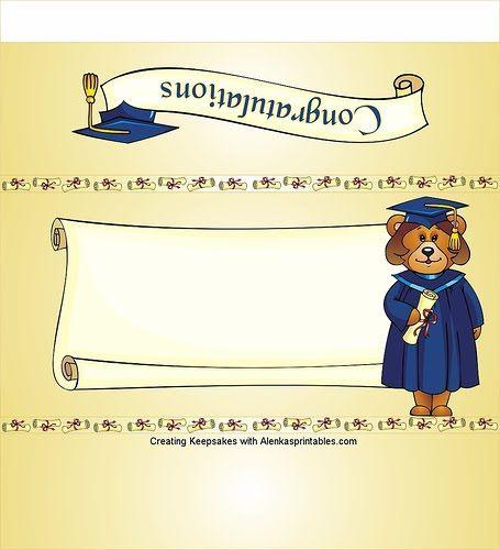 Invitación para graduación para imprimir gratis - Imagui cerrt