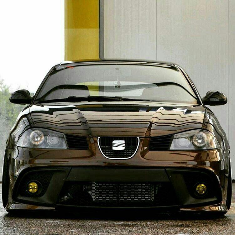 seat ibiza 6l aerodynamic seat tuning pinterest ibiza cars and dream garage. Black Bedroom Furniture Sets. Home Design Ideas