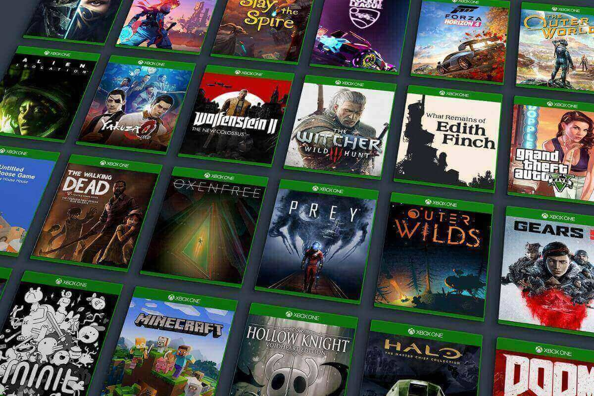 All the xbox one games on game pass in 2020 xbox one