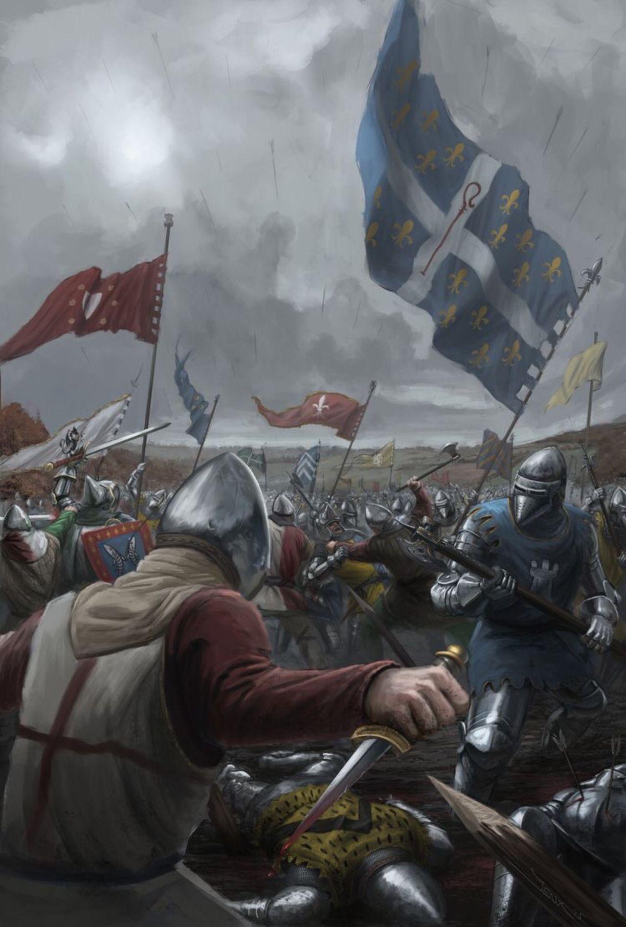 Discovermiddleages Medieval Art Fantasy Concept Art War Art