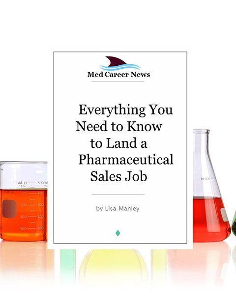 pharmaceutical sales job