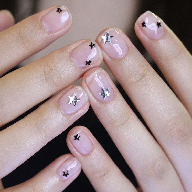 Pin by VeniceQueen on Nails | Pinterest | Watercolor, Minis and Star