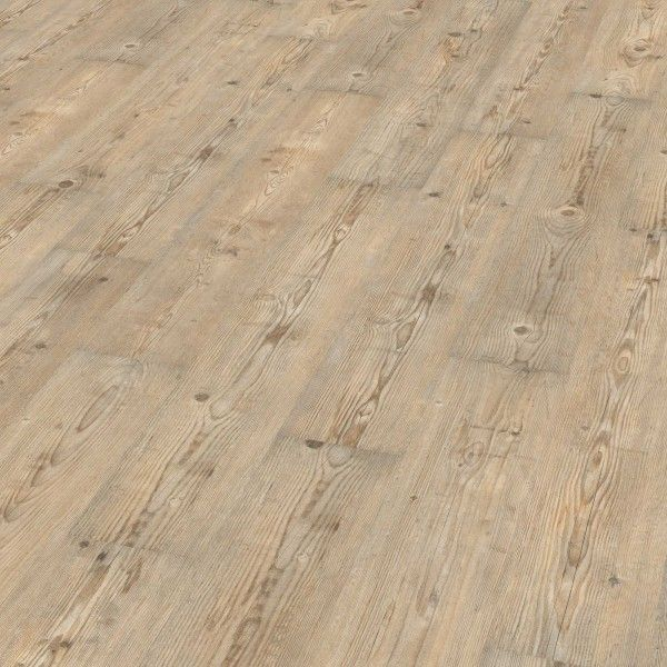 Lame Pvc Clipsable Wineo 1000 Wood Ascona Pine Nature Bricoflor Fussboden Design Vinyl
