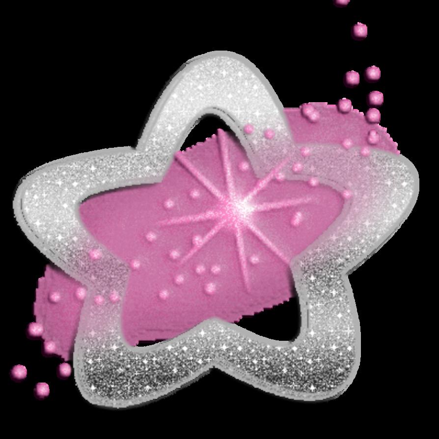 Png Glitter Star By Miralkhan On Deviantart Glitter Stars Star Clipart Stars