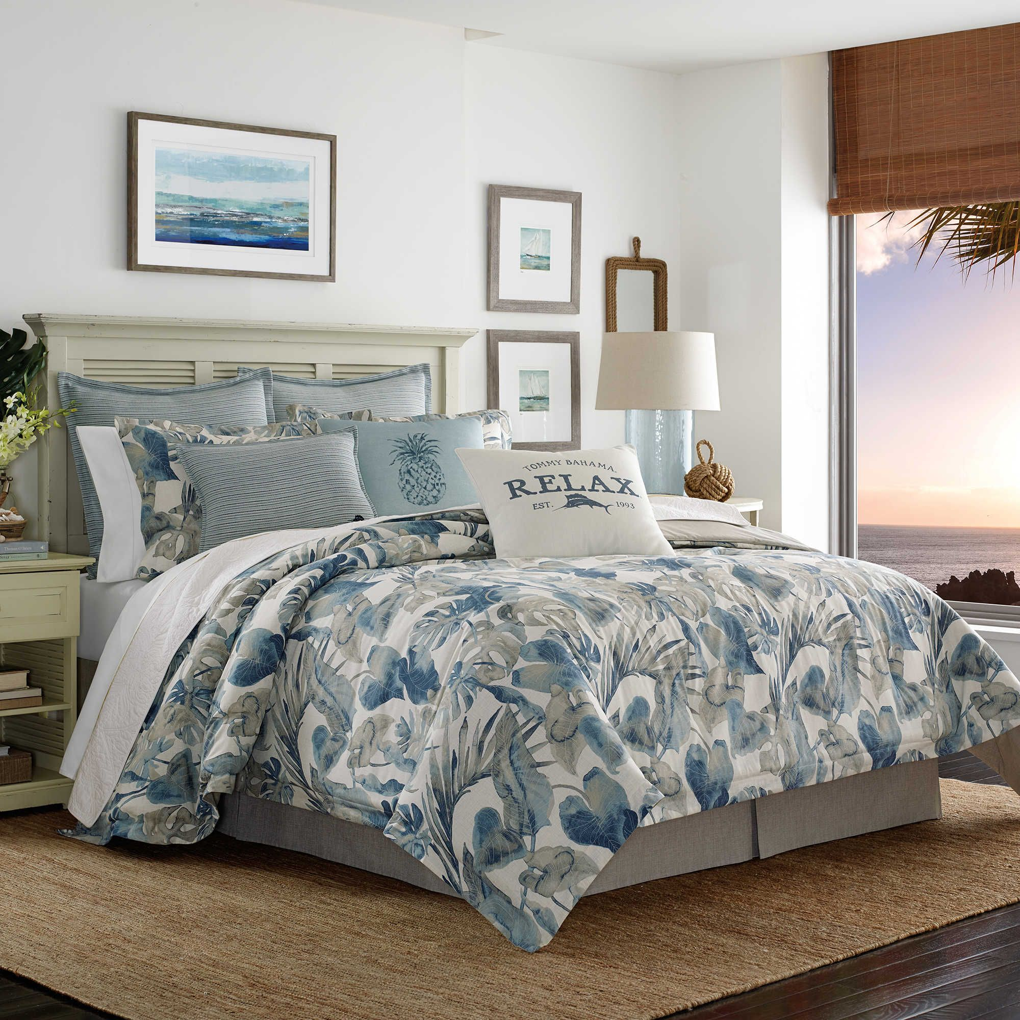 Bed Bath Beyond Tommy Bahama Raw Coast Duvet Cover Set For The
