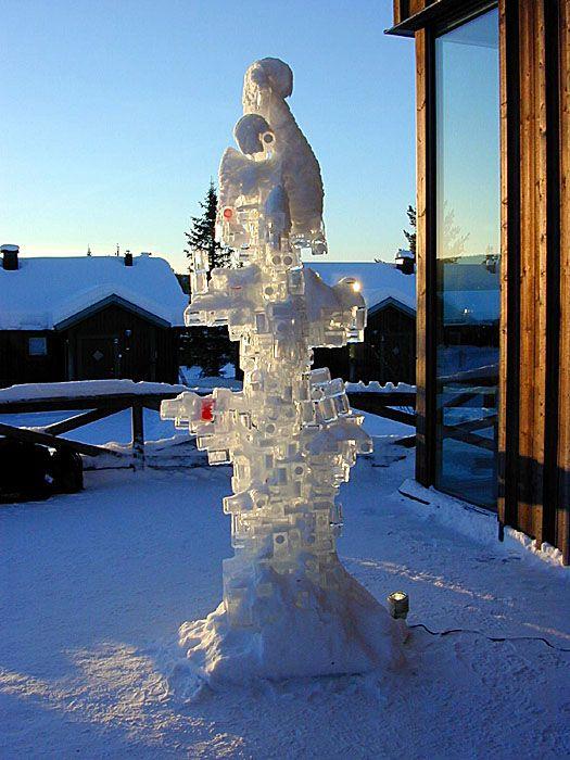 ishotell-is-glas.jpg (525×700) Jukkasjärvi