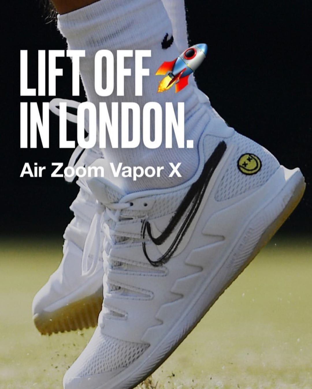 Nike Air Zoom Vapor X Mens Tennis Shoe Air Zoom Mens Tennis Shoes Nike Air Zoom