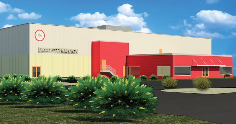 New food center will bring jobs businesses to new jersey