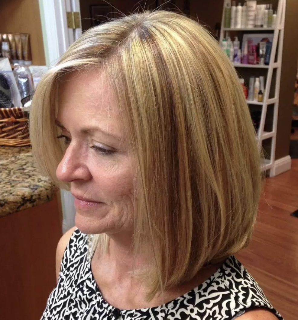 Hairstyles And Haircuts For Women Over 60