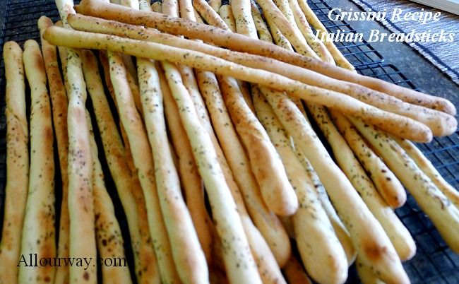 Grissini Crunchy Italian Breadsticks Recipe Bread Sticks Recipe Italian Bread Sticks Italian Breadsticks Recipe
