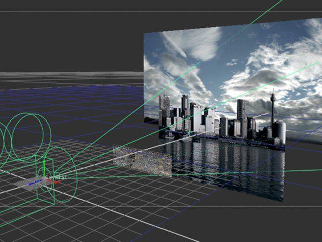 Nuke 3D space vs  expressions | Nuke tutorials in 2019
