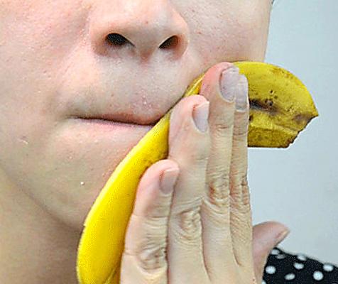 12 utilisations pratiques des peaux de bananes