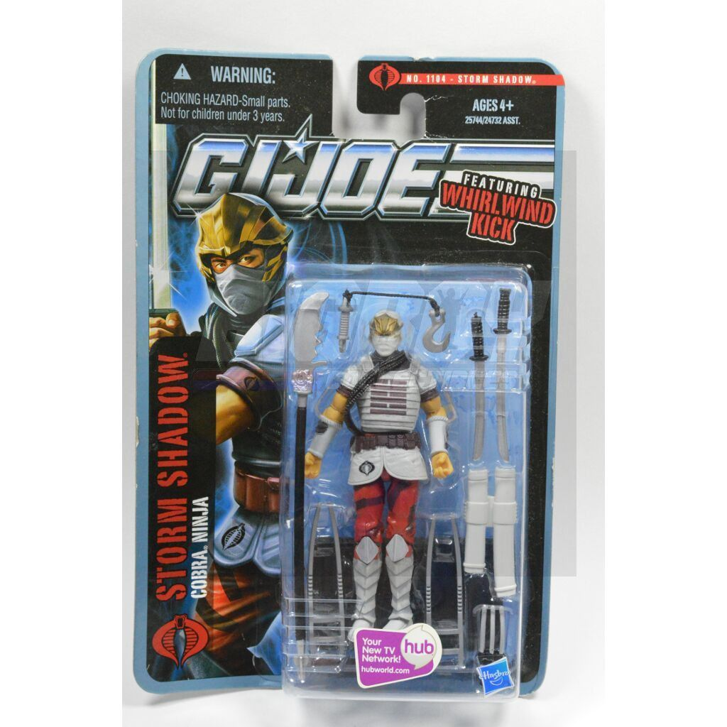 look at what we added to store Storm Shadow (201... Check it out now! http://bigboycollectibles.com/products/storm-shadow-2011-v40-1?utm_campaign=social_autopilot&utm_source=pin&utm_medium=pin #actionfigures #toys #bigboycollectib