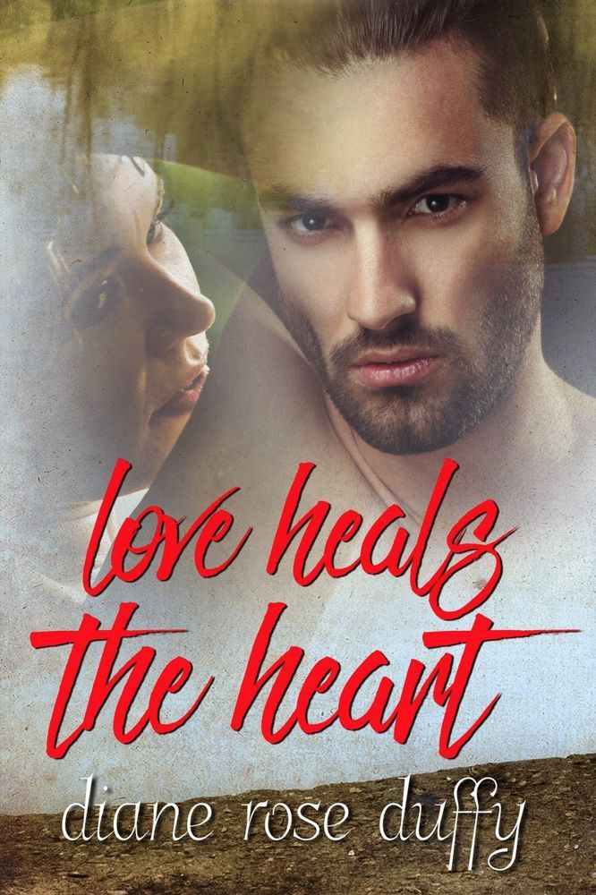 Autographed Paperback Book Love Heals The Heart By Diane Rose