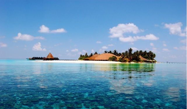 Travel Education: Amazing Scenes From Maldives Islands