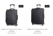 Find great deals on the latest styles of luggages set from Travelpro luggage outlet. It's the most lightweight, durable luggage on the market.