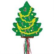 Piñata árbol navidad