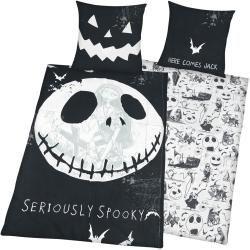 Reduzierte Baumwollbettwäsche #spookyoutfits