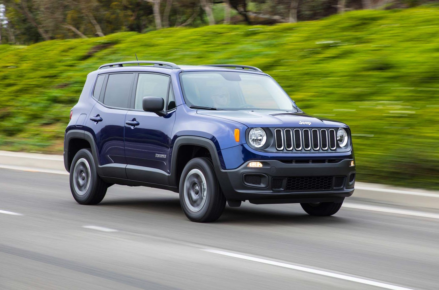 First Drive Jeep Renegade 2 0 Mjet 170hp 4wd Auto Low Trailhawk Top Gear