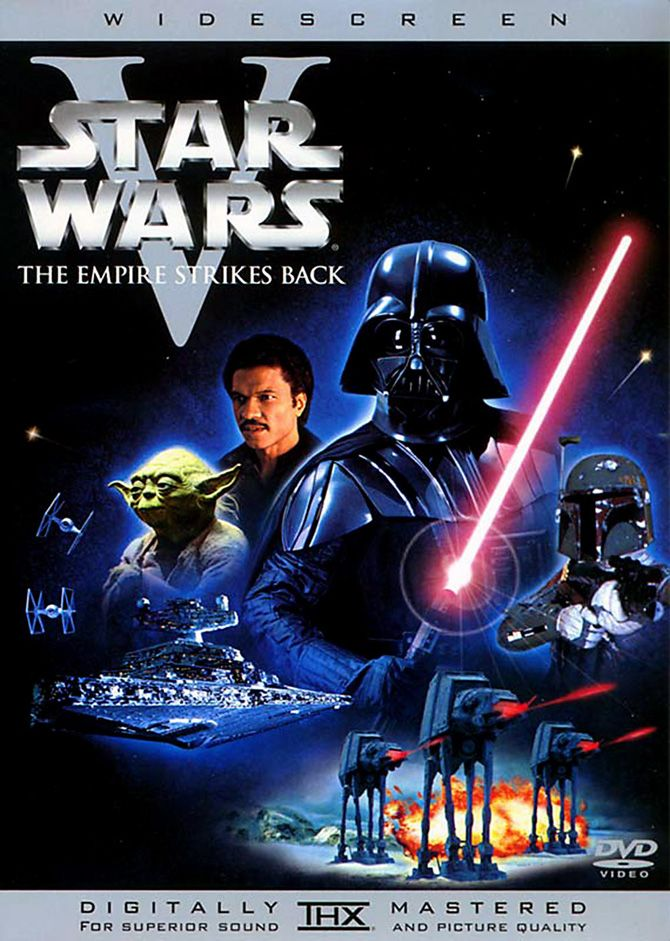Star Wars Movie Posters Anthology The Best From Each Episode