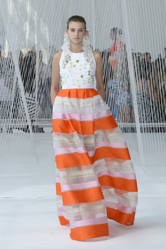 Delpozo - Runway - September 2016 - New York Fashion Week
