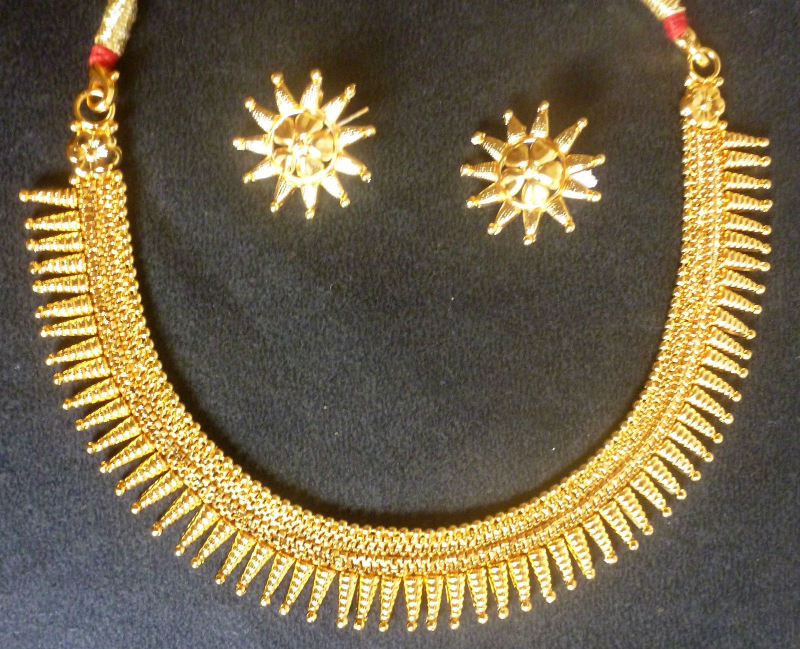 Maharashtrian Surya Haar | Jewellery | Pinterest | Bridal sets ...